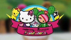 Hello Kitty 7-11 Tokidoki