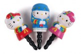 Hanbok-Clad Hello Kitty Phone Plugy small