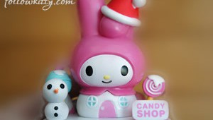Hello Kitty Xmas My Melody Small