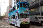 Hello Kitty Eva Air Tram