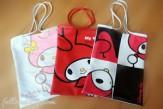 U Magazine My Melody Tote Bag