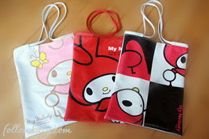 U Magazine My Melody Tote Bag