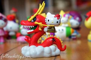 Hello Kitty Tokidoki 7-Eleven New Year Small