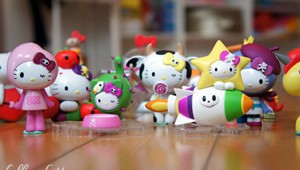 Hello Kitty Tokidoki 7-Eleven