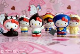 Bandai Narikiri Hello Kitty Collection Small