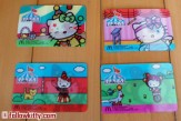Hello Kitty Tasty Cards Circus of Life McDonald's Small