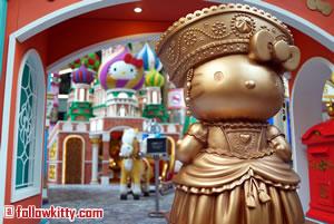 Hello Kitty 2013 Xmas Langham Russia Exhibition Small 2