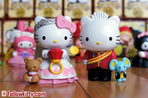 7-11 Hello Kitty Hello Party Collection Phase One Small