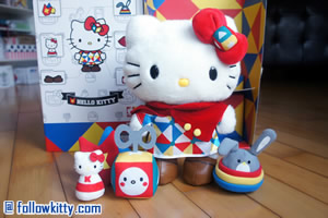 Sanrio Game Master Hello Kitty Plush