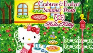 Hello Kitty X Crabtree Princess Day