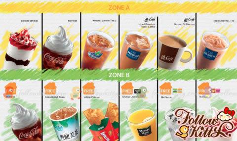 McDonald Hello Kitty Tasty Cards Promotion