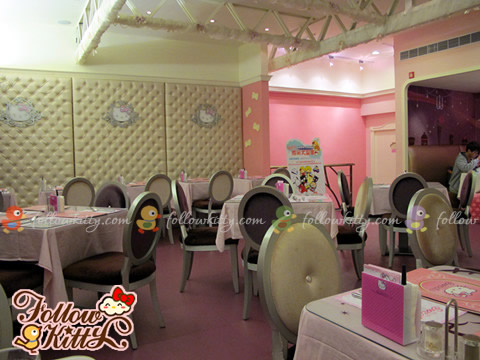 Shoot from another angle... (Hello Kitty Sweets Café)