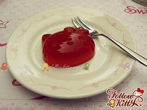 Adorable Hello Kitty Jelly (Hello Kitty Sweets Café)
