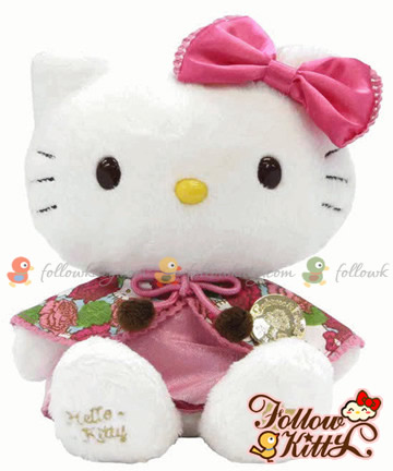 Crabtree & Evelyn 2012 Xmas Special Hello Kitty Gifts - Rosewater