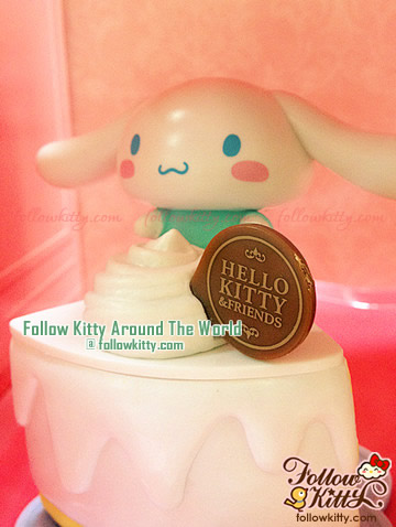 7- Eleven Hello Kitty & Friends Sweet Delight - Cinamoroll