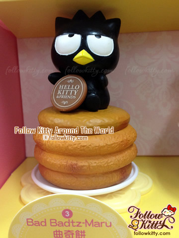 7- Eleven Hello Kitty & Friends Sweet Delight - Bad Badtz Maru