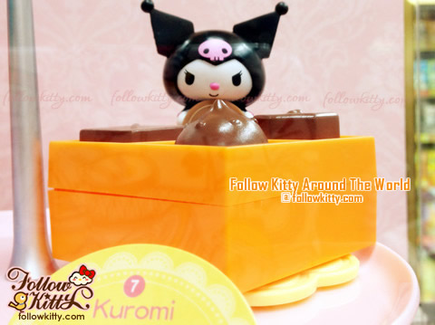 7- Eleven Hello Kitty & Friends Sweet Delight - Kuromi