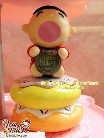 7- Eleven Hello Kitty & Friends Sweet Delight - Minna no Tabo