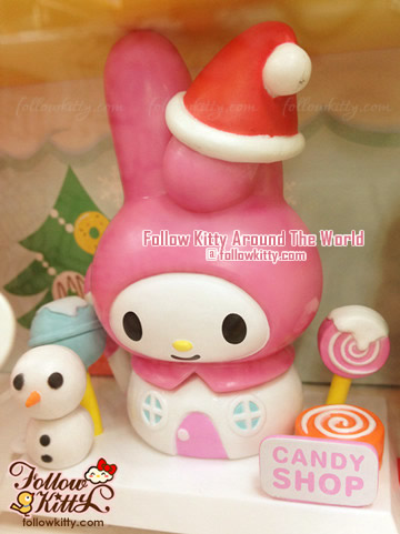 7- Eleven Hello Kitty & Friends Sweet Delight - Xmas Edition