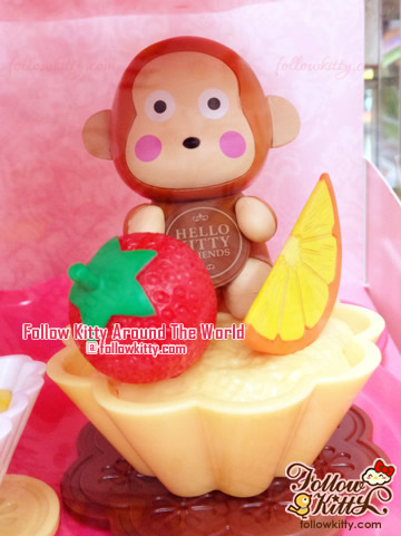 7- Eleven Hello Kitty & Friends Sweet Delight - Osaru-no-Monkichi