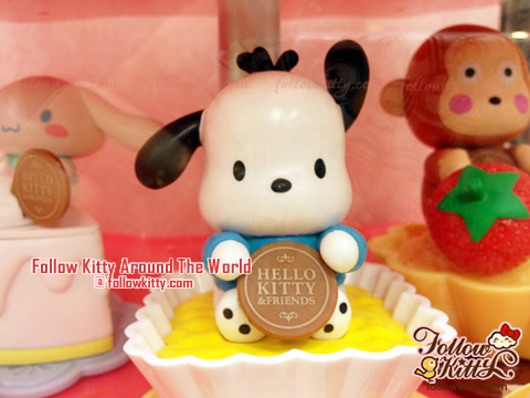 7- Eleven Hello Kitty & Friends Sweet Delight - Pochacco