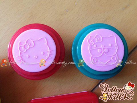 Sanrio 50th Anniversary Stamper Set - Two Stampers