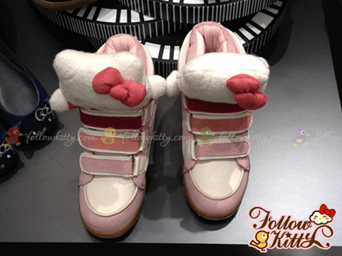 Hong Kong ete! x Hello Kitty Sneakers