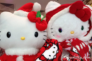 Merry Xmas Hello Kitty Small