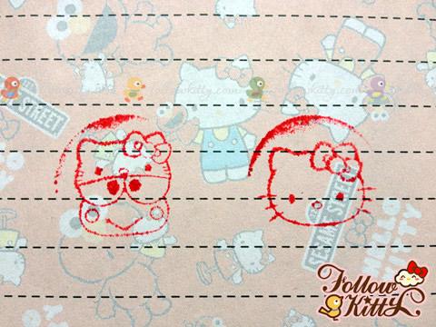 Sanrio 50th Anniversary Special Seals
