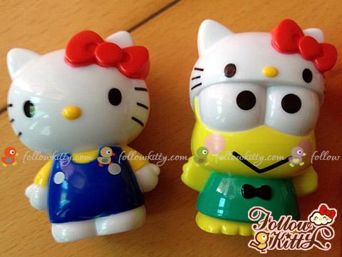 Sanrio 50th Anniversary -Hello Kitty and Keroppi
