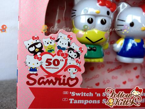 Logo of Sanrio 50th Anniversary Stamper Set