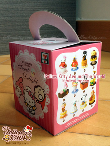 Side of My First Hello Kitty Sweet Delight Box