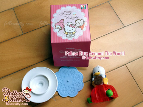 7-Eleven Hello Kitty & Friends Sweet Delight - Ahiru No Pekkle