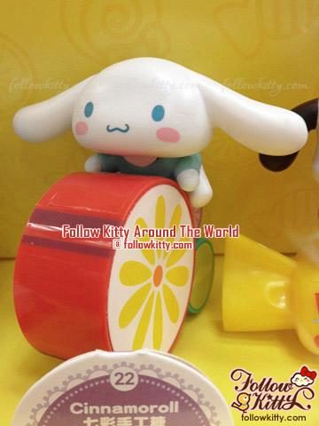7- Eleven Hello Kitty & Friends Sweet Delight - Cinamoroll