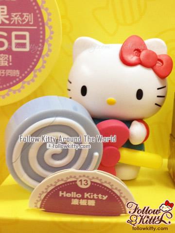 7- Eleven Hello Kitty & Friends Sweet Delight - Hello Kitty