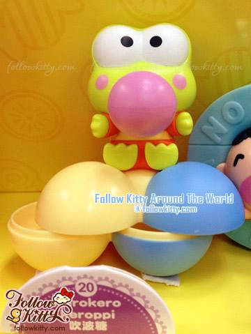 7- Eleven Hello Kitty & Friends Sweet Delight - Kerokerokeroppi