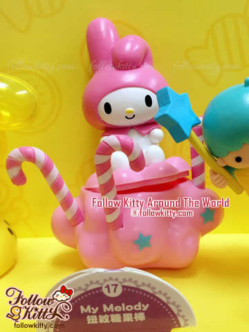 7- Eleven Hello Kitty & Friends Sweet Delight - My Melody