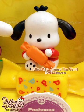 7- Eleven Hello Kitty & Friends Sweet Delight - Pochacco