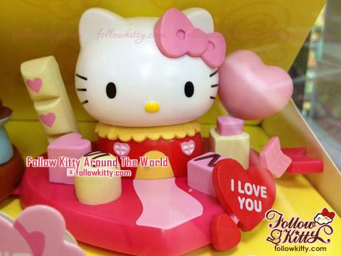 7- Eleven Hello Kitty & Friends Sweet Delight - 情人節限量版