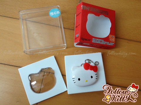 Whole Package of Hello Kitty USB Flash Drive