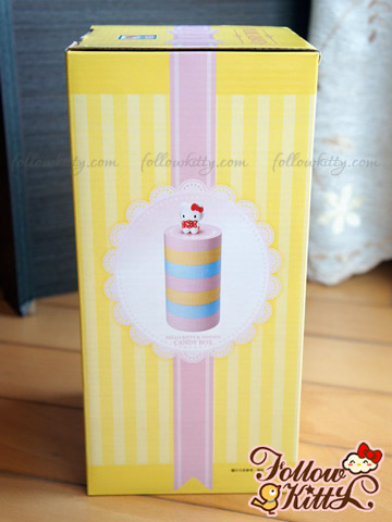 7- Eleven Hello Kitty & Friends Sweet Delight陳列架 - Hello Kitty糖果盒
