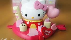 Hello Kitty Sweet Delight Valentine Small