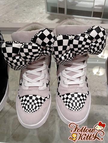 Hong Kong b+ab X Hello Kitty Platform Shoes