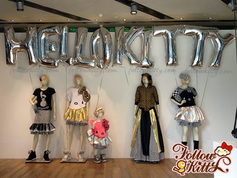Hong Kong b+ab X Hello Kitty