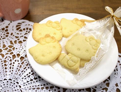 Cloudy x Hello Kitty Handmade Cookies