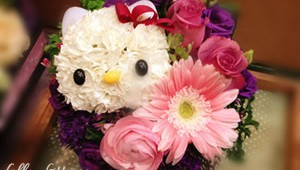 Hello Kitty Bouquet Small