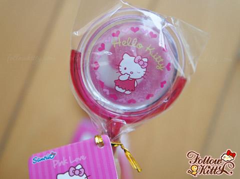 Hello Kitty棒棒糖唇彩
