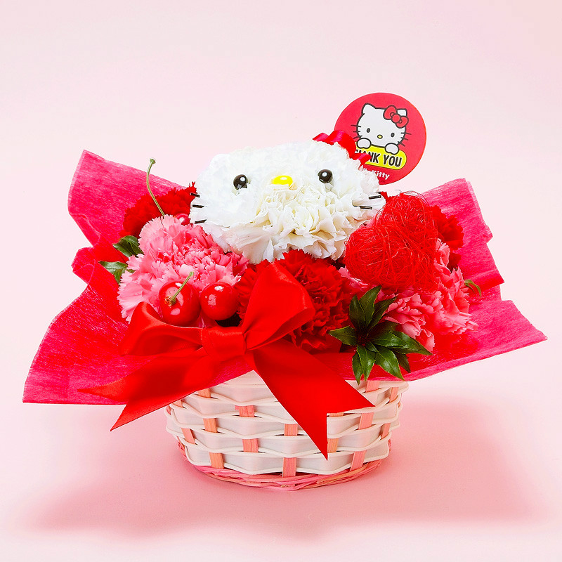 Hello Kitty Bouquet from Yume Flower Market