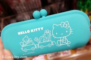 Hello Kitty P G Design Silicon Rubber Coin Bag Small