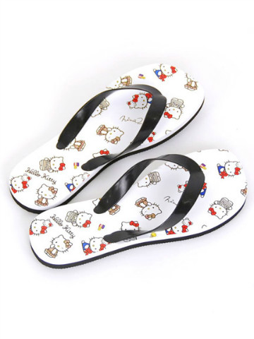 Nina Mew x Hello Kitty 2013 Spring Collection - Flipflop